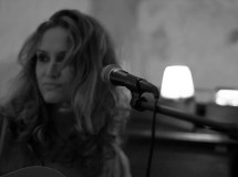 Chiara White acoustic live