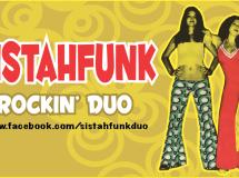 Sistahfunk rockin' duo