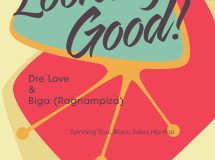 Dre Love+Biga+Bart Woland spinning Hot Salsa and Black Grooves